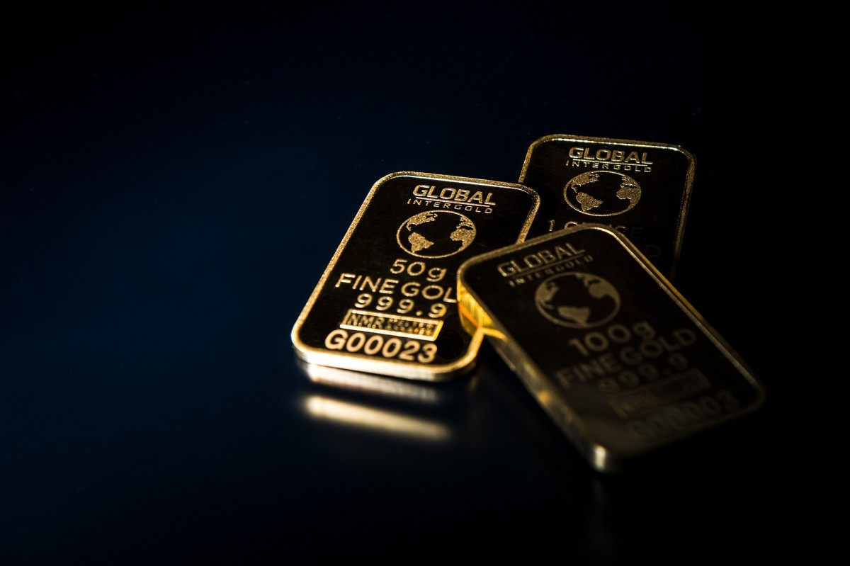Gold bullion can be both an investment and a keepsake