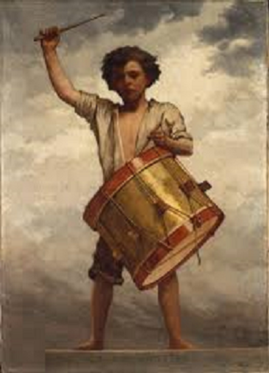 The Little Drummer Boy was based on a Czeck lullaby, written by Katherined K. Davis in 1941. The beat of the drums imortalised this carol in the hearts of many.