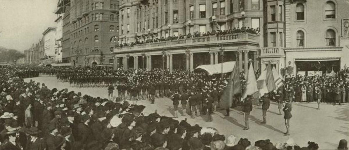 1904 New York City Saint Patrick's Day Parade