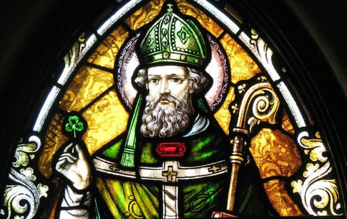 Do you know where Saint Patrick was actually born?