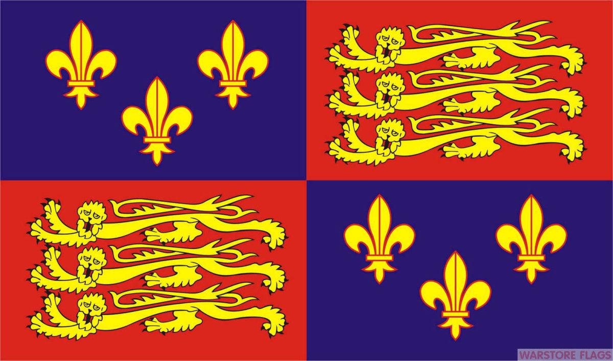 Flag of Henry VIII