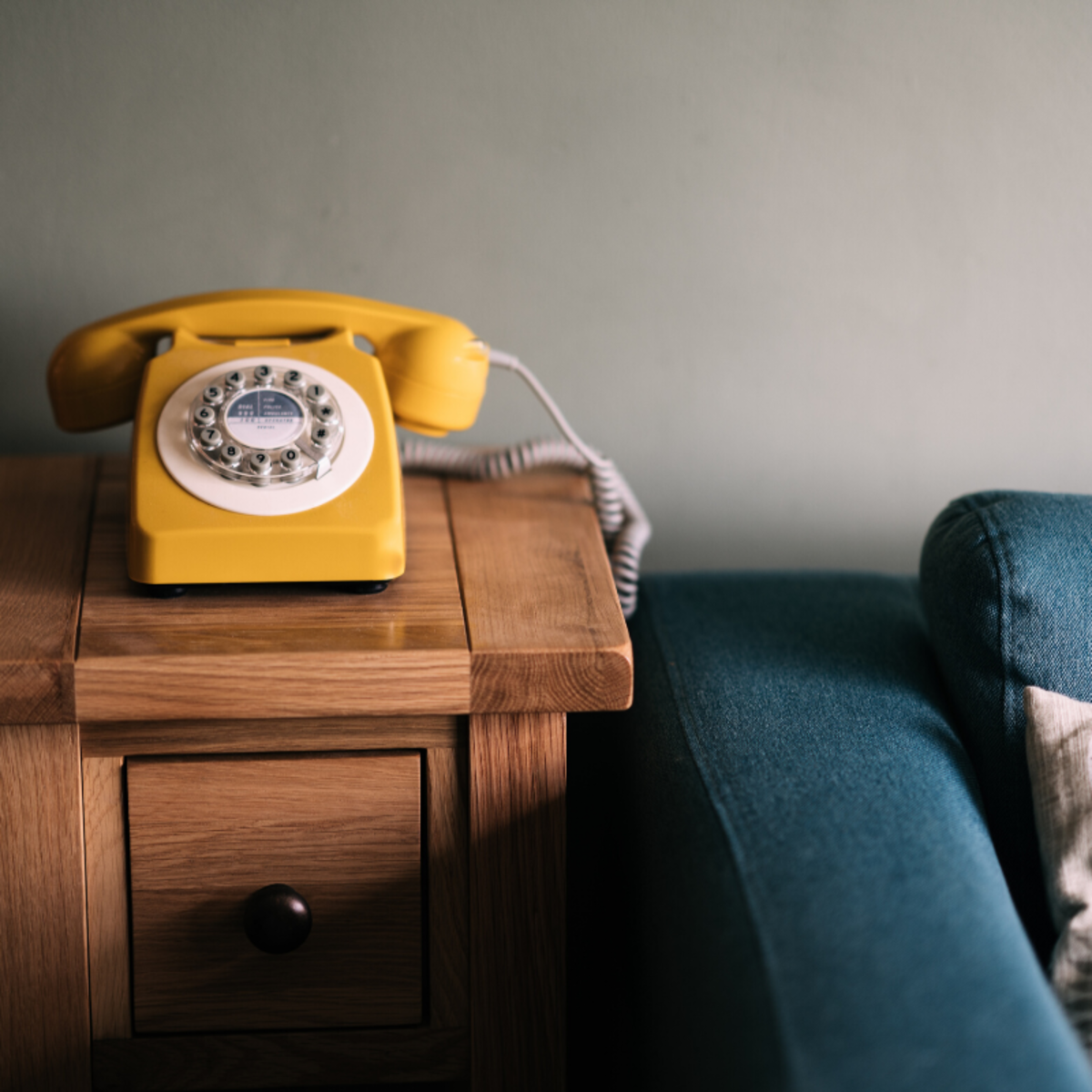 The holidays can be a lonely time for some. A simple phone call or greeting card can make someone's day.