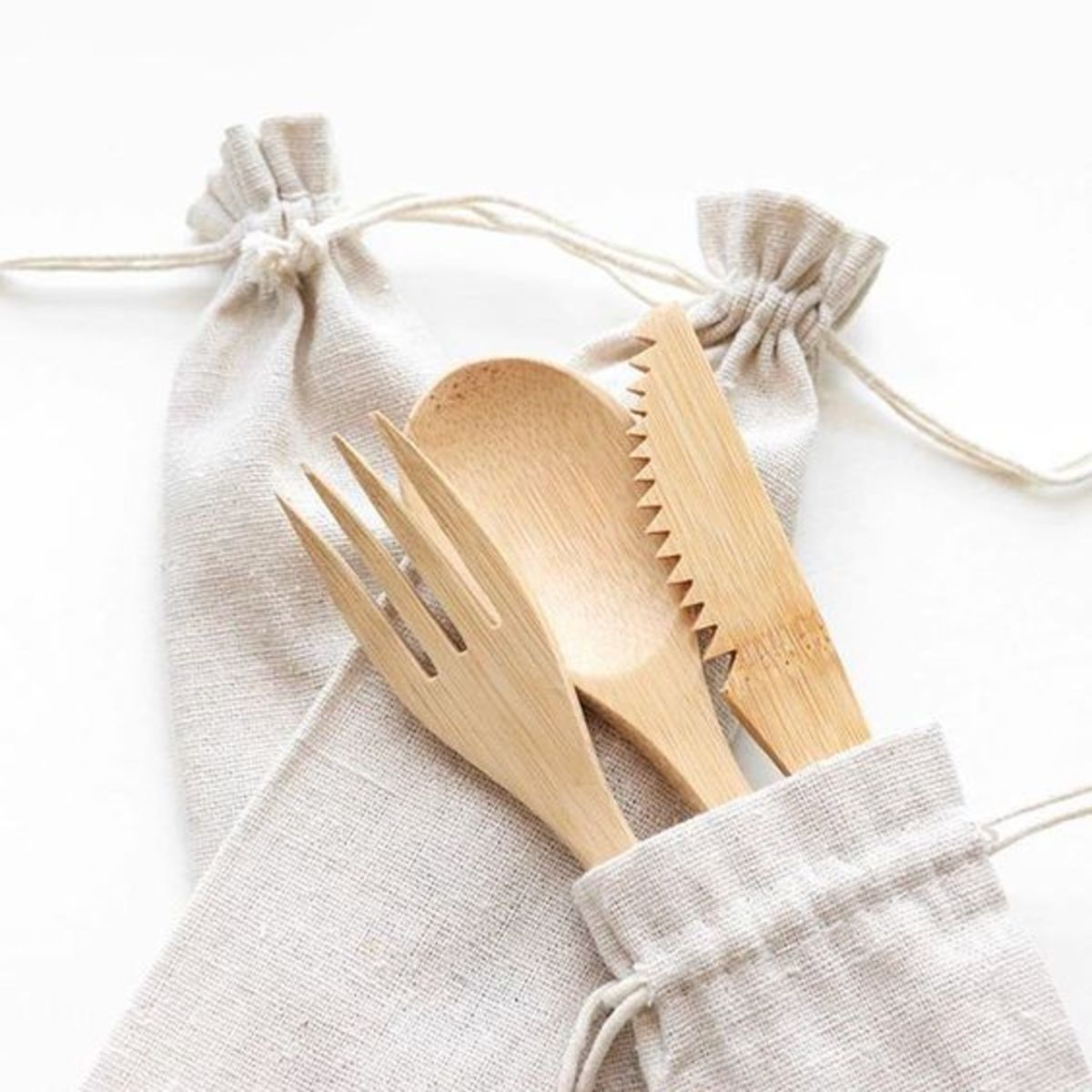 Many people already carry reusable flatware and straws. Why not have them bring their own plates as well?