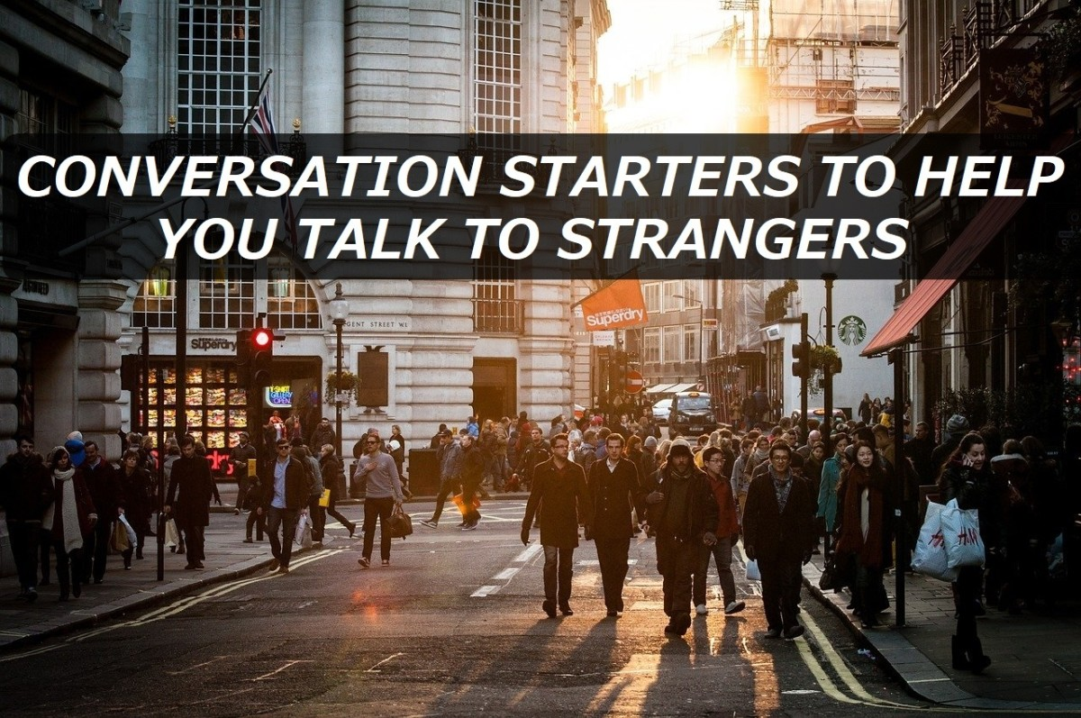 250+ Conversation Starters to Help You Talk to Strangers