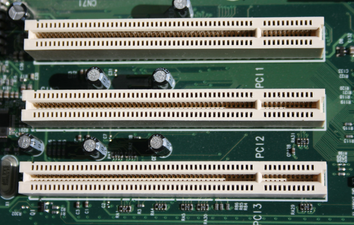 video card expansion slots
