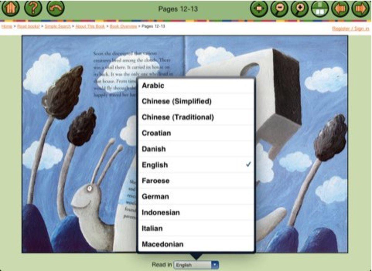 ICDL Free Books for Children app