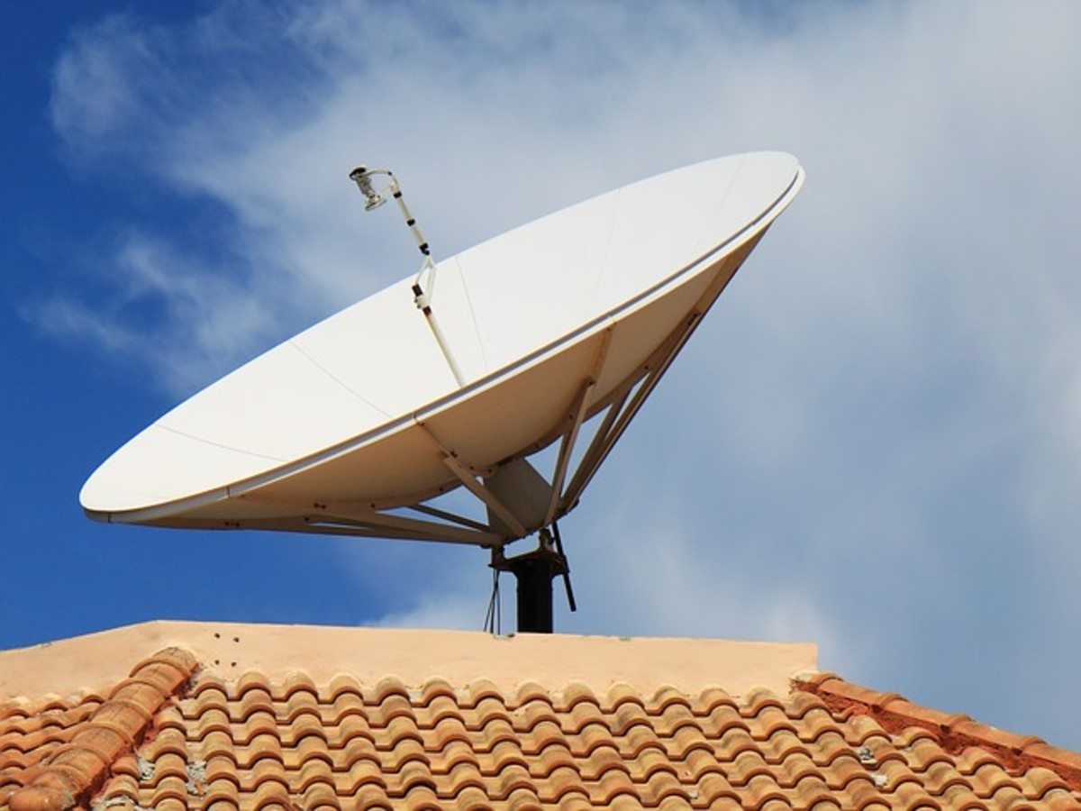 TV aerial: NTSC, ATSC, and QAM.  The terms for the various different types of TV signal can be confusing if you are not familiar with them.  But once you learn about them, it is relatively straightforward.
