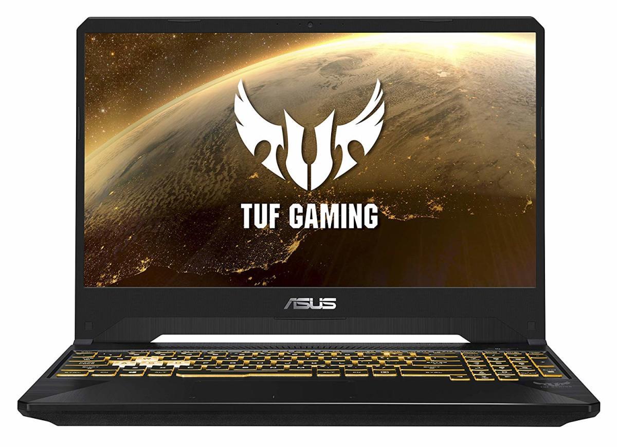 Asus TUF505 With Nvidia GTX 1660