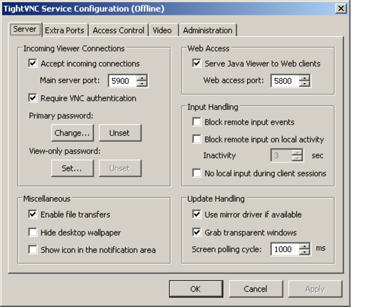 How to Install and Configure TightVNC   TurboFuture