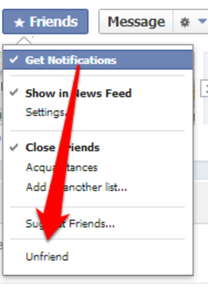 how to delete someone as admin facebook page
