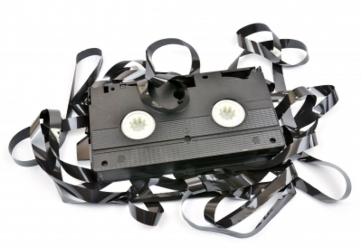 Multiple copies of digital video is safer then one analog copy.