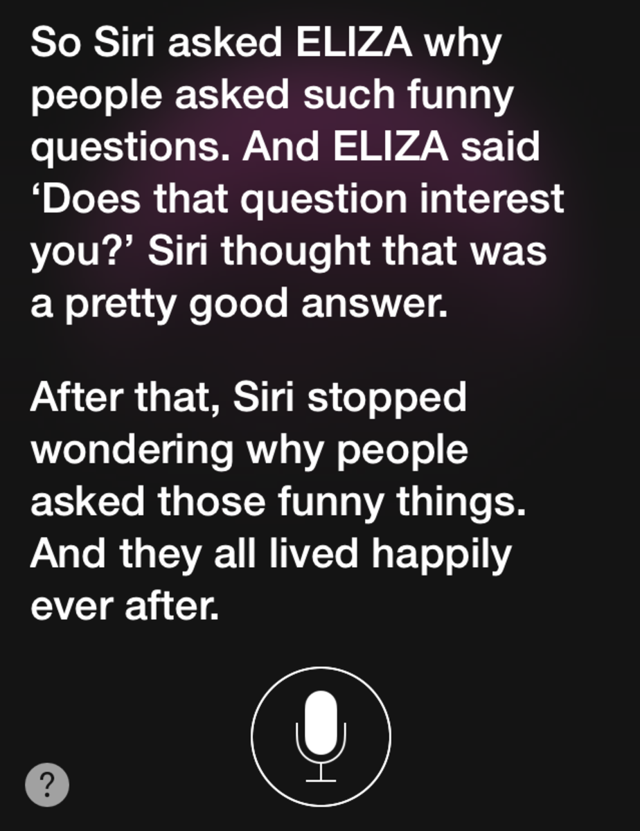 100 Funny Things to Ask Siri: A - 55.8KB