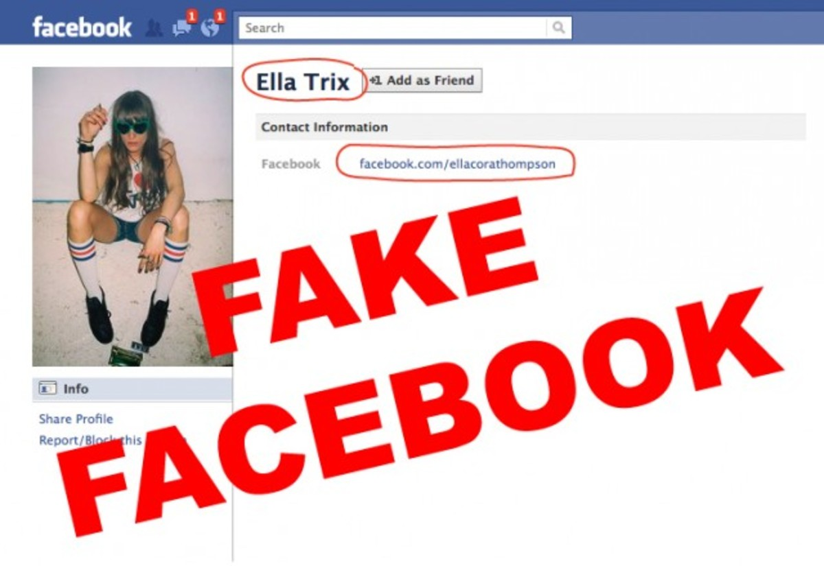 Fake Facebook Profiles: Are They Legal? Can I Get in ...