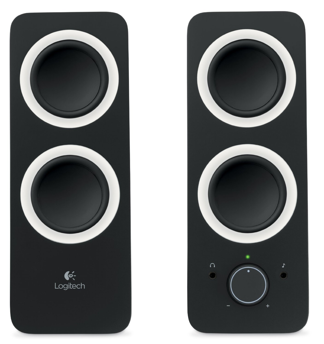 Logitech Multimedia Speakers Z200(Front)