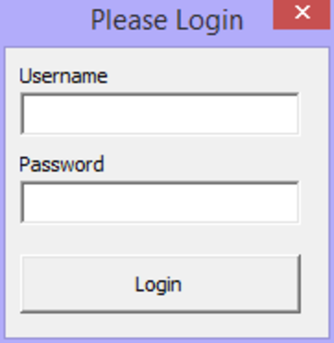 Excel VBA - Guide To Create A Login Form | TurboFuture