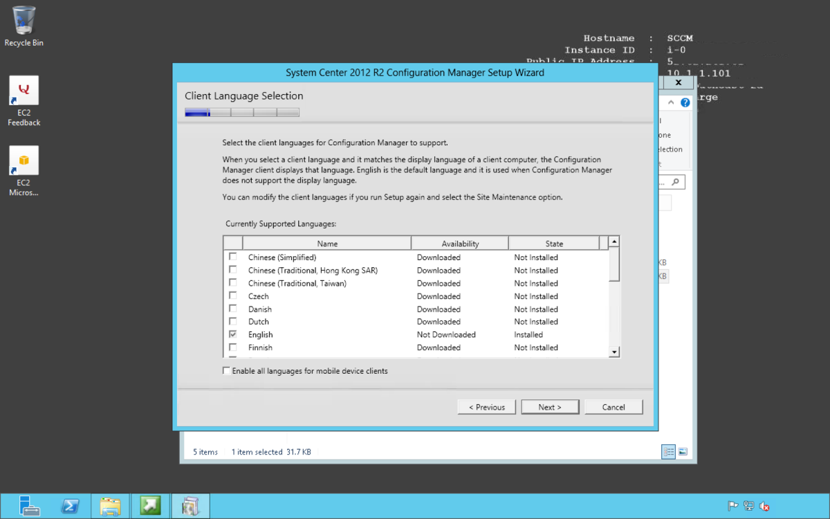 How to Install Microsoft SCCM 2012R2 | TurboFuture