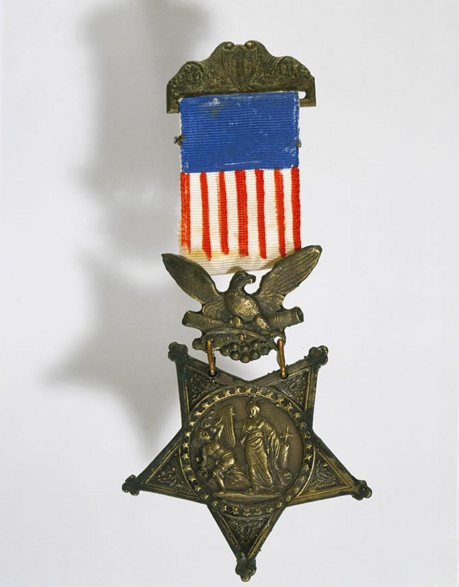 Mary Walker's Medal of Honor