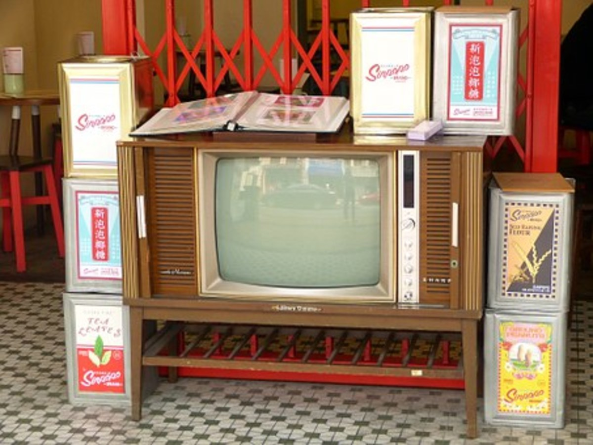 1950s-Style Television