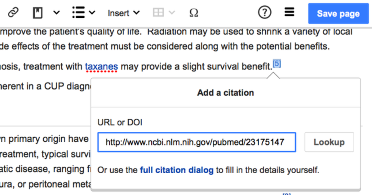 Wikipedia's updated Sandbox Visual Editor has a more comprehensive interface.