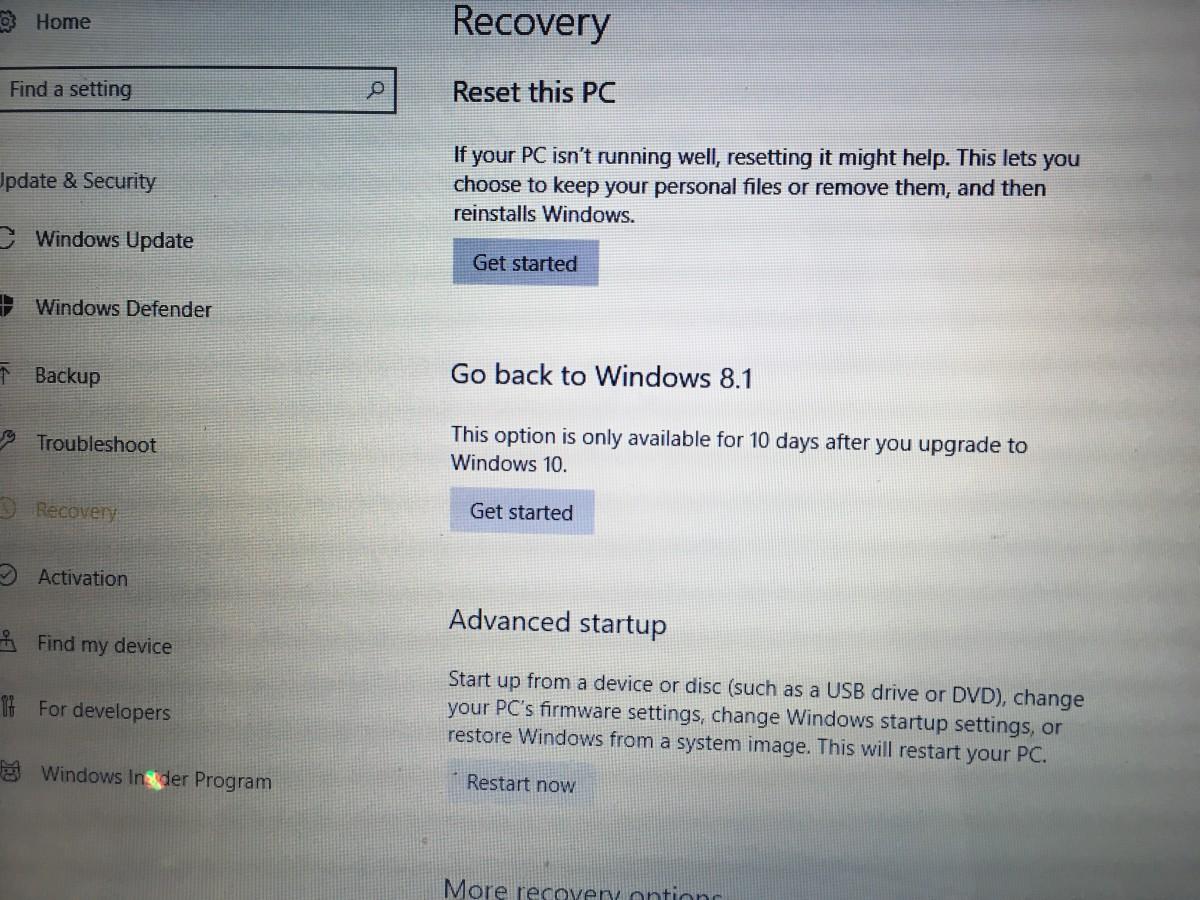 nt password reset bootable usb