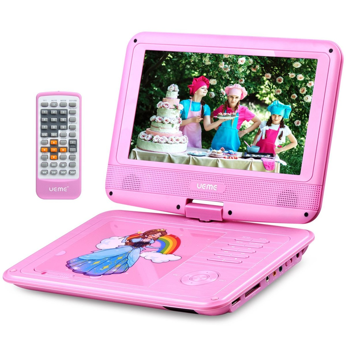 The Best 3 Portable DVD Players for Kids in 2018