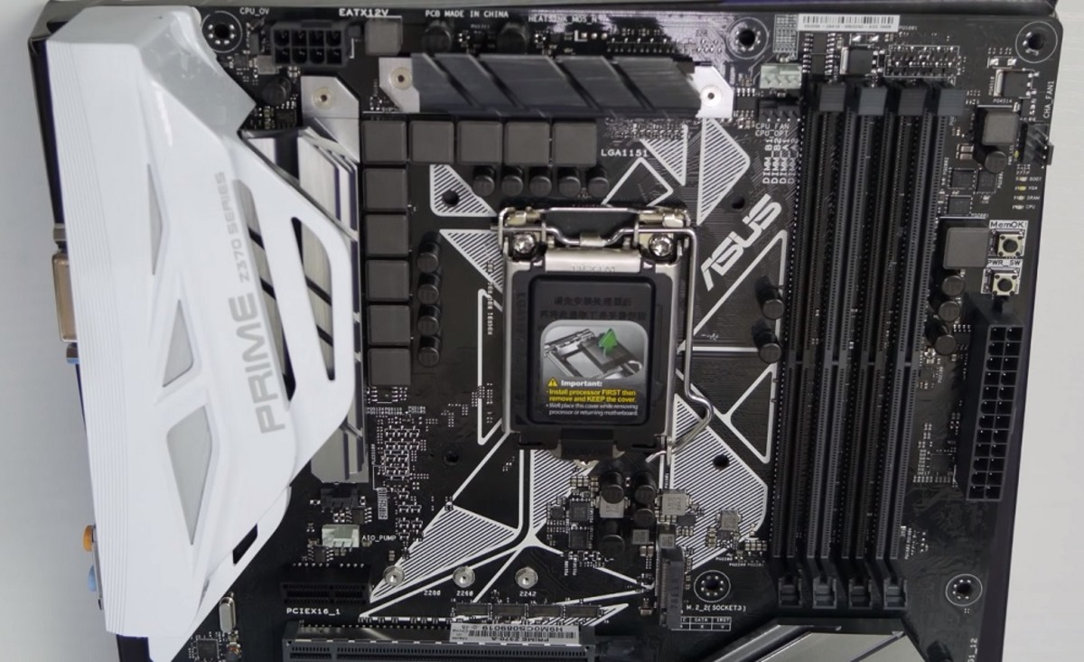 The Asus Prime Z370-P is Asus' budget entry into the Coffee Lake motherboard space. As your next upgrade from here is likely the Asus Prime Z370-A, I thought it'd be beneficial to go over the differences between these boards.