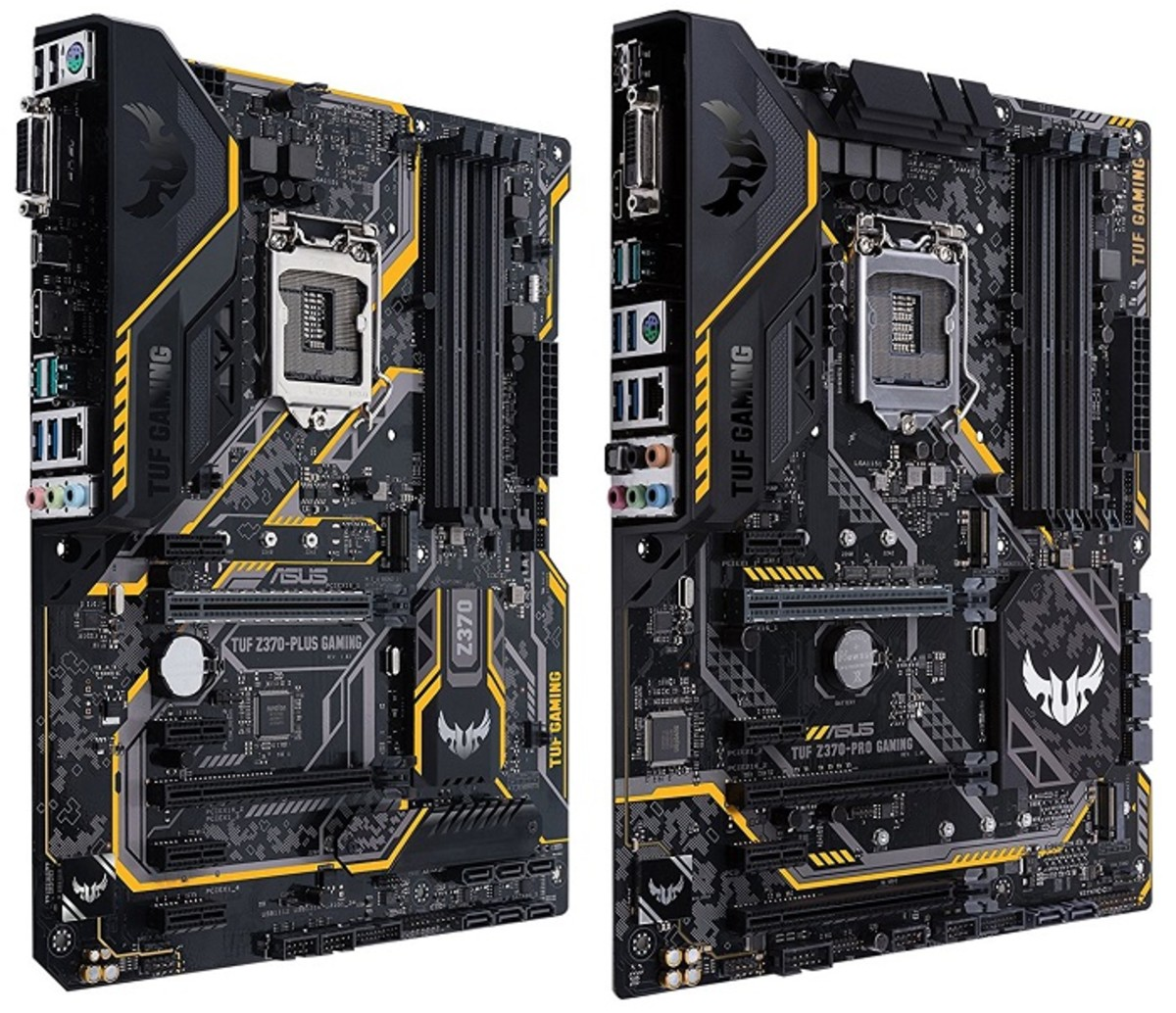 There are two boards very close in price that represent the around $150 price point for Asus. These are the PRO gaming and the Plus Gaming. If you'd like to have one of Asus' Tuf Boards, here are the differences you'll come across between the two.