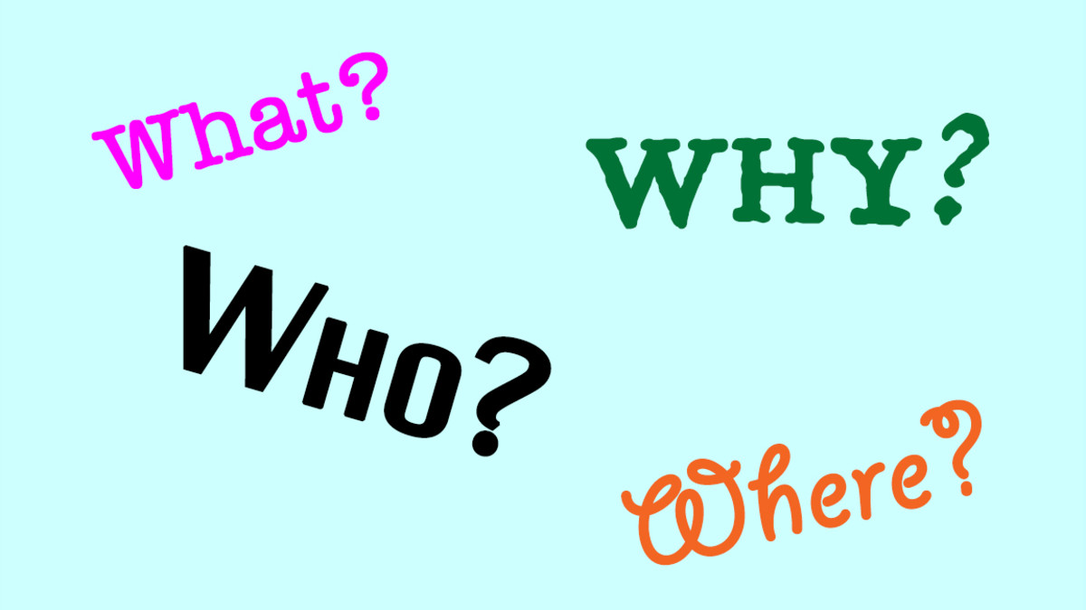 """Try to avoid """"yes"""" or """"no"""" questions—start your questions with words like why, what, who, and where."""