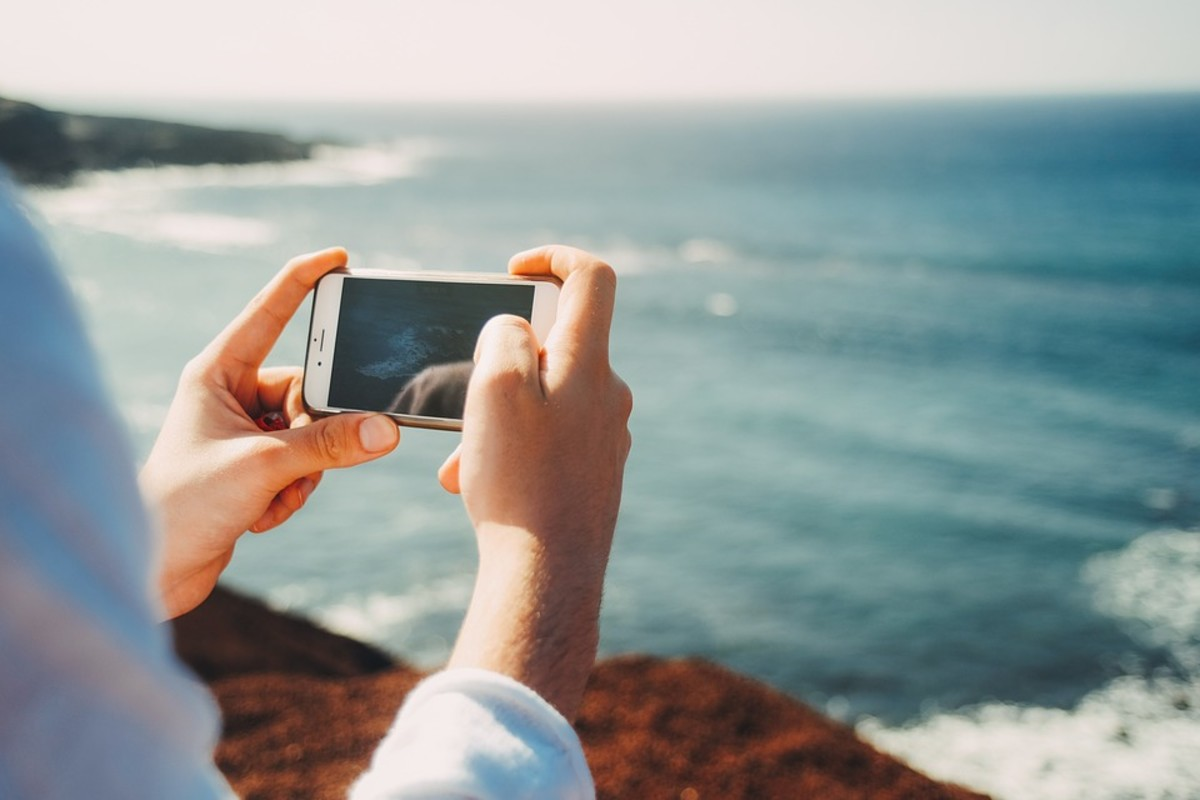 More photos are taken on mobile phones than traditional cameras nowadays, thanks to improvements in technology.