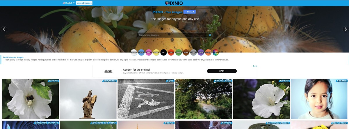 Pixnio allows free to use images and photos.