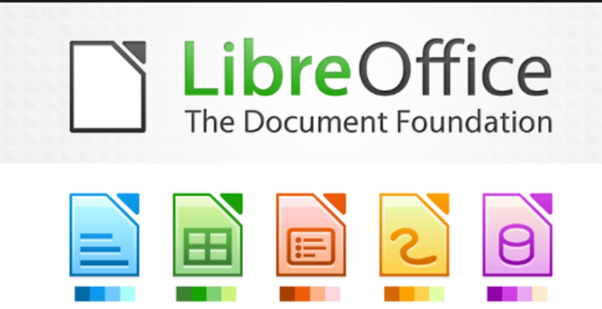 LibreOffice offers many of the same types of  programs included in Microsoft Office for free.