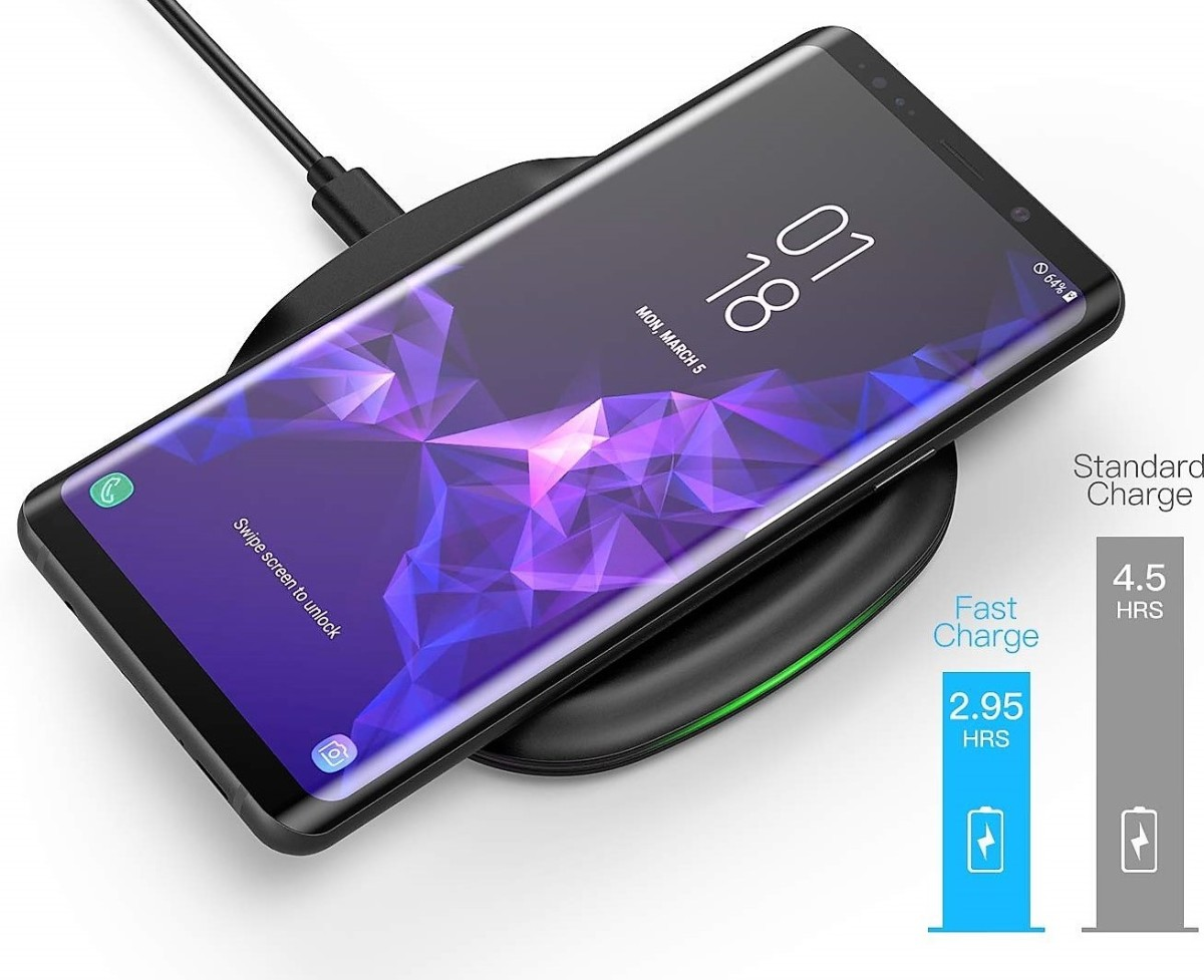 review-of-iclever-wireless-charger-for-iphone