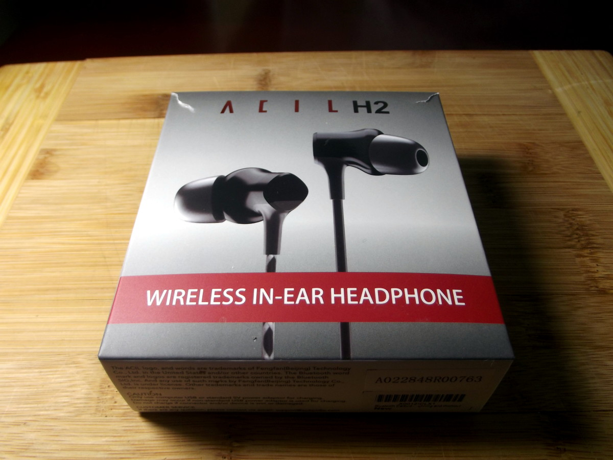 ACIL H2 Bluetooth Earbuds