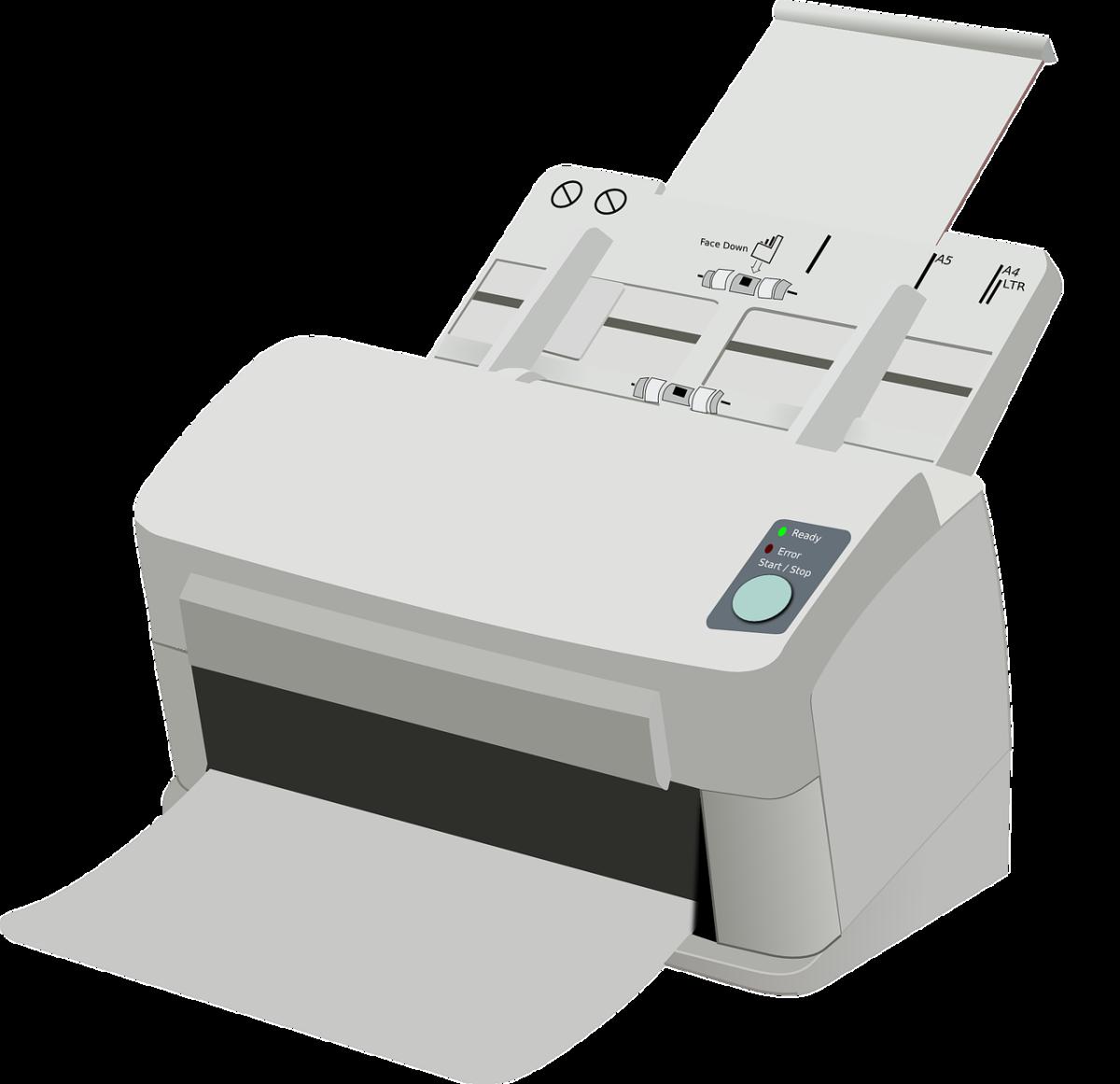Laser Printer (2000s)