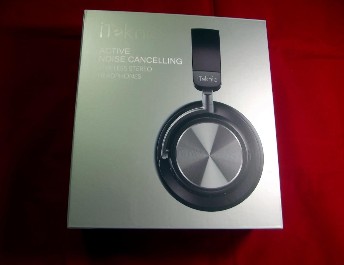 Iteknic Ik-Bh005 ANC Headphones