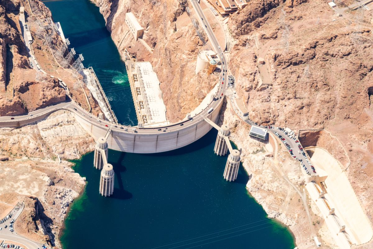 Hydroelectricity Dam