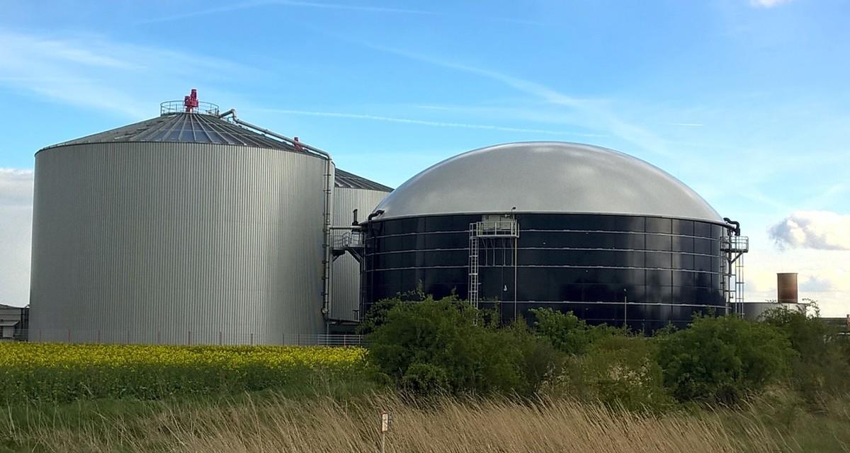 Bio-fuel plant