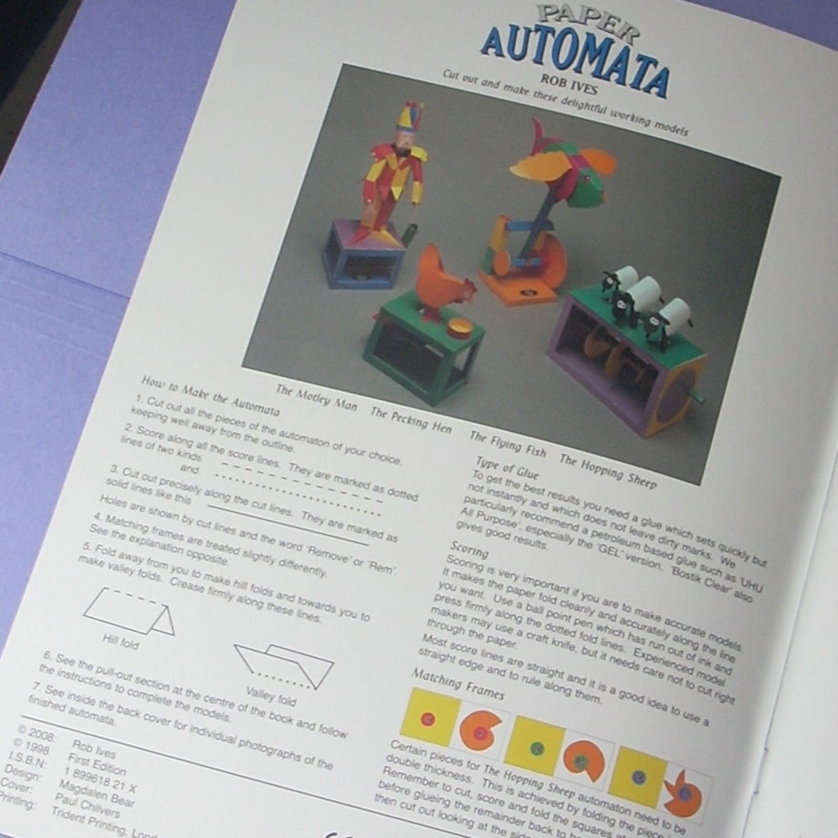 Automata directions