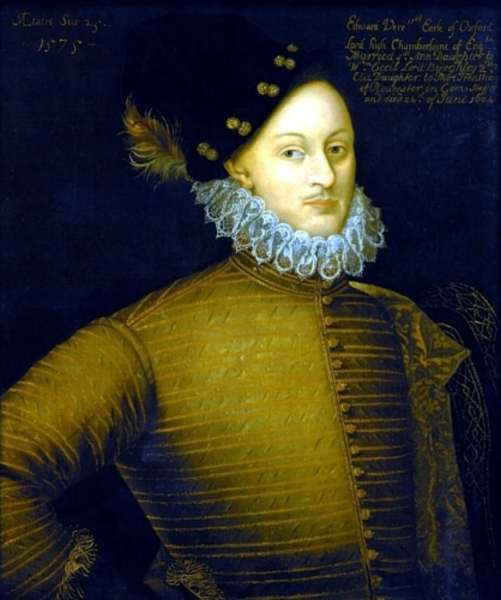 Edward de Vere: Is this the true Shakespeare?
