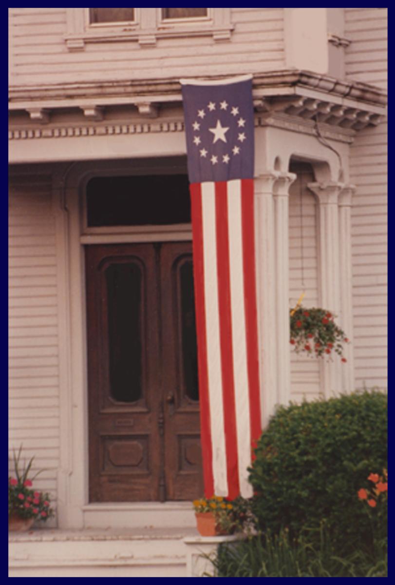Original photo, House in Maine