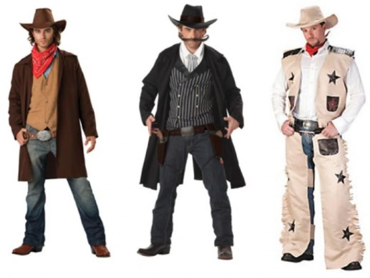 Halloween Cowboy Costumes
