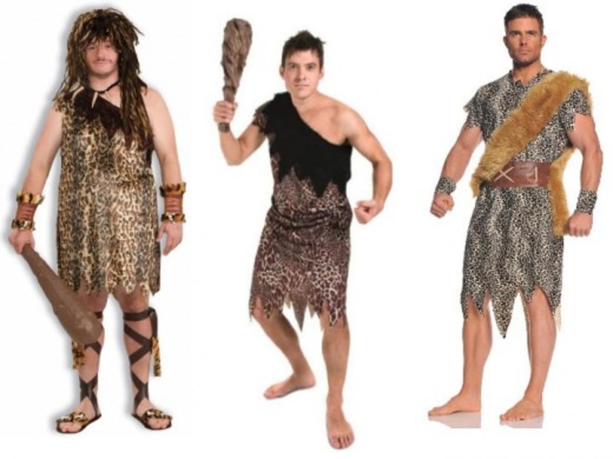 Halloween Caveman Costumes