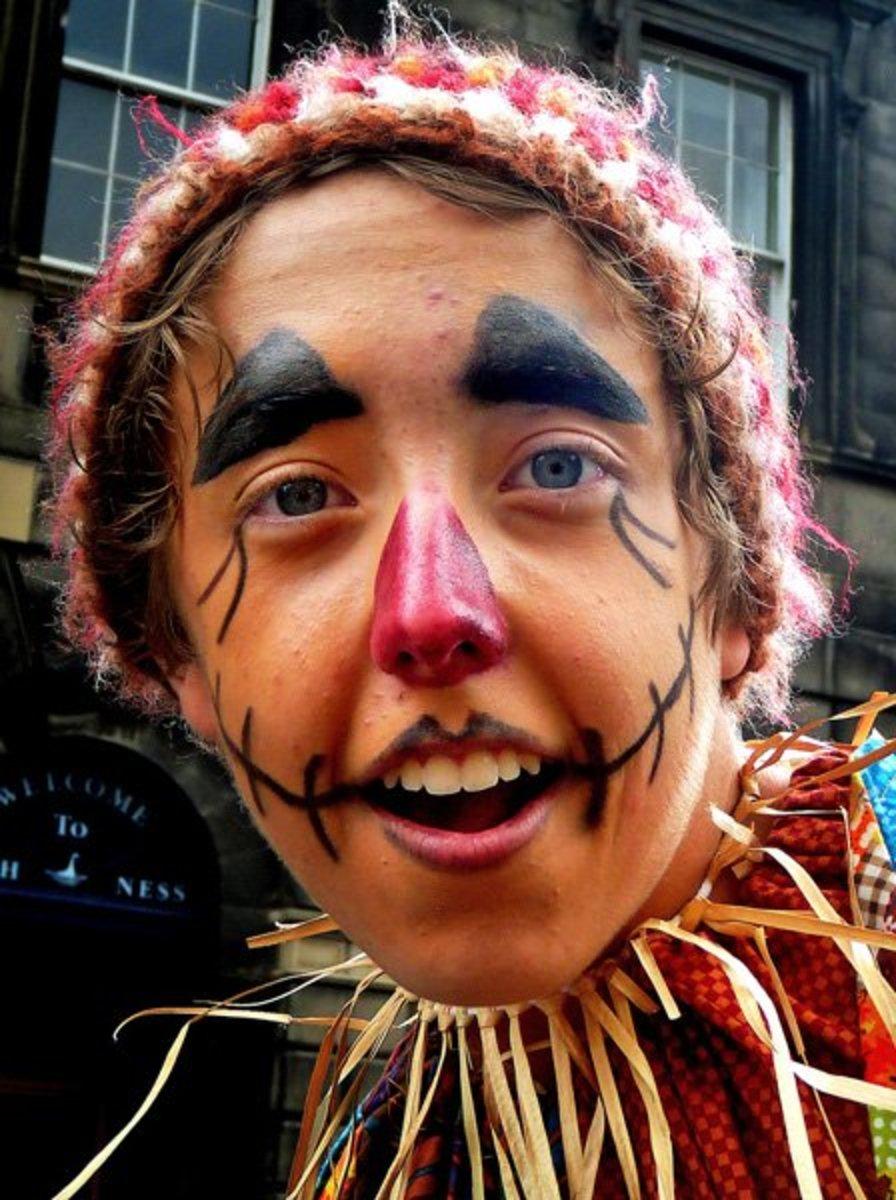 Scarecrow Makeup Designs Tips Tutorials Holidappy