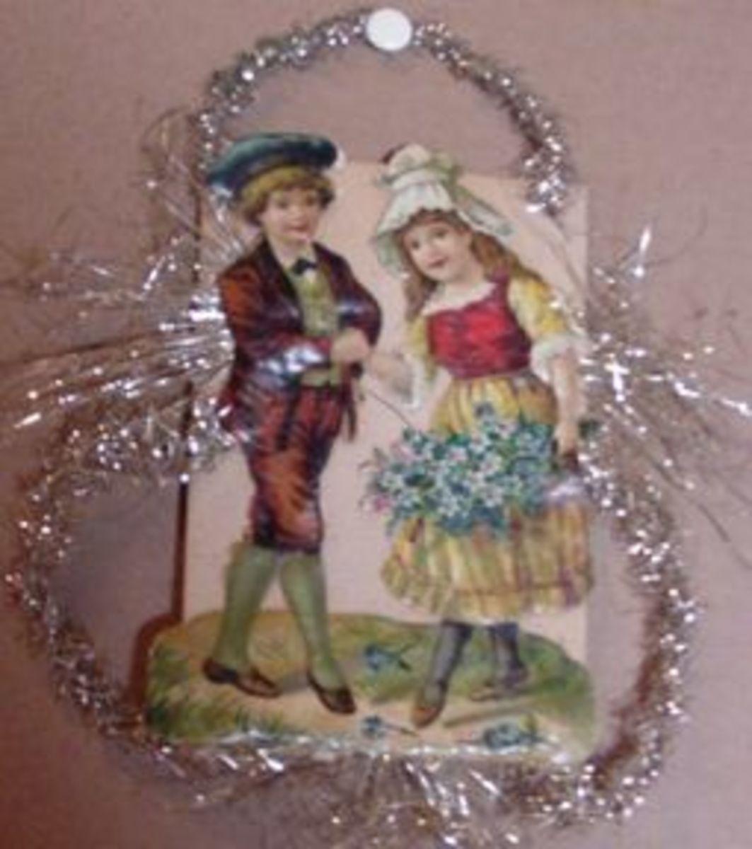 Tinsel and garland decorating ideas holidappy