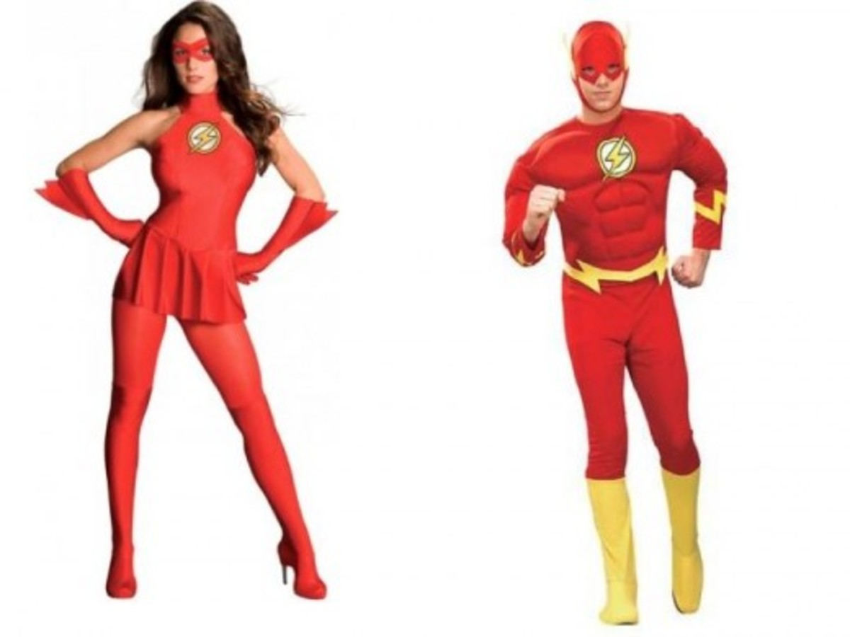 The Flash Halloween Costumes