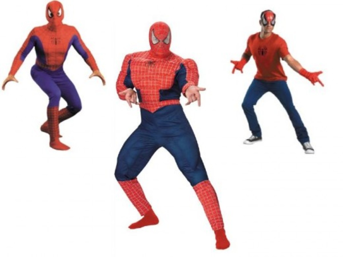 Adult Men Spider-Man Costumes