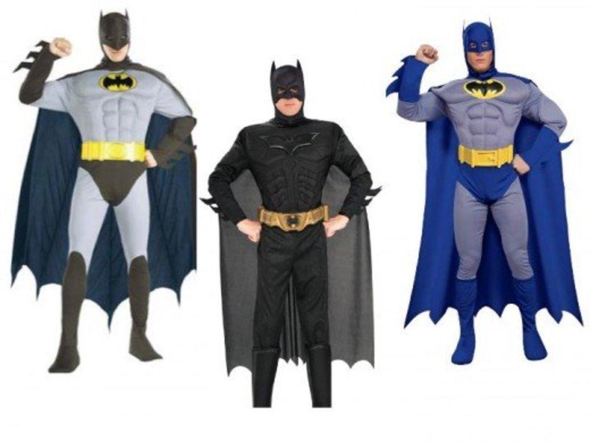 Batman Halloween Costumes