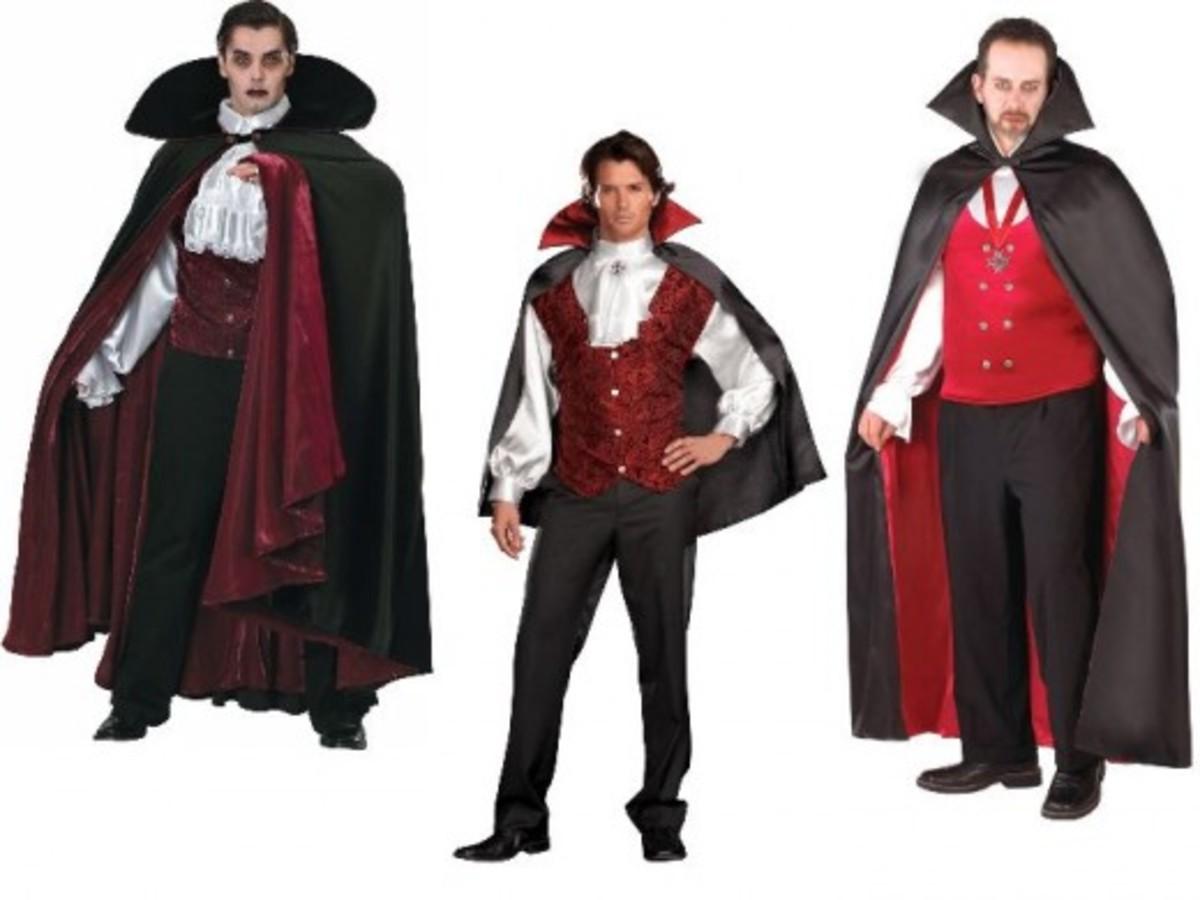 Men Vampire Costumes