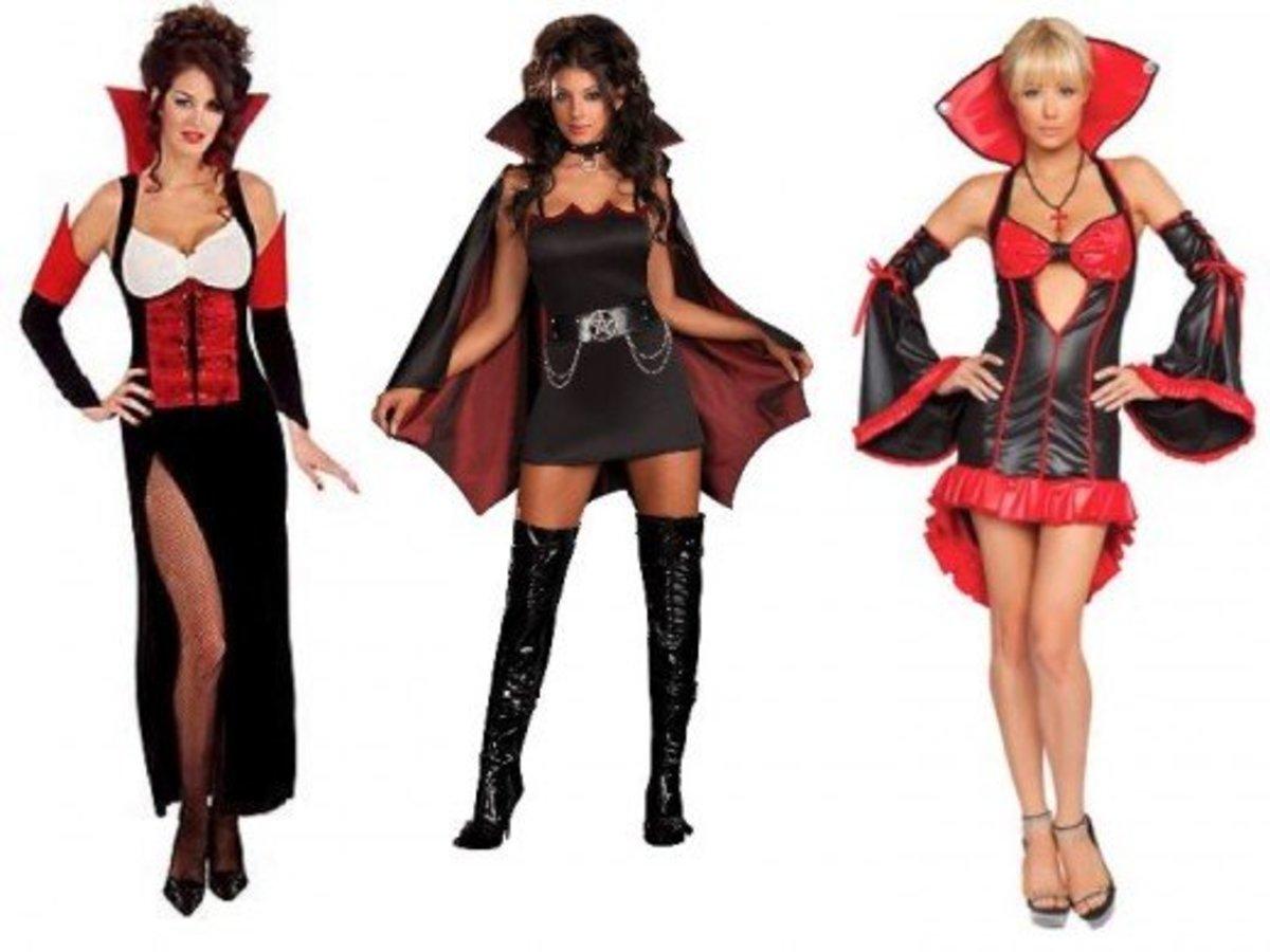 Women Vampire Costumes