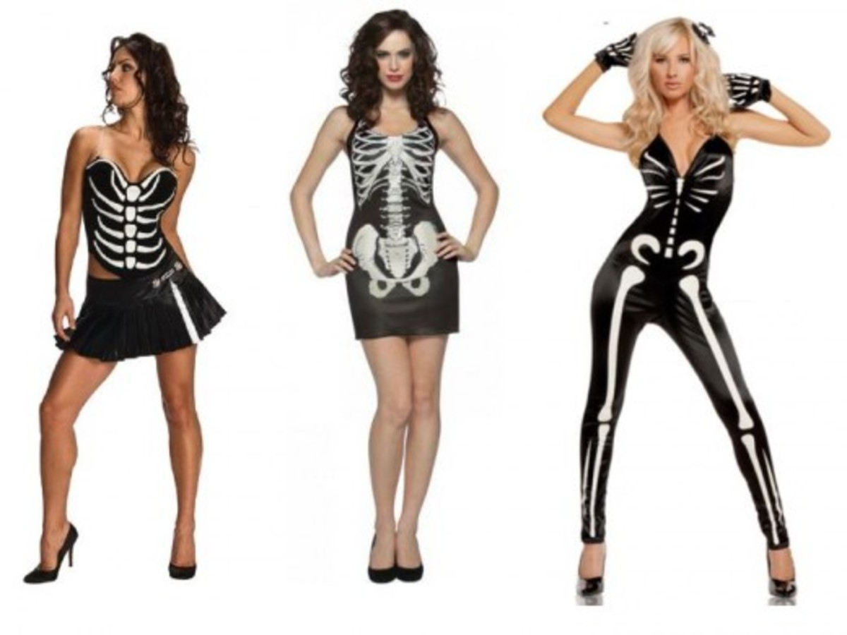 Women Skeleton Costumes
